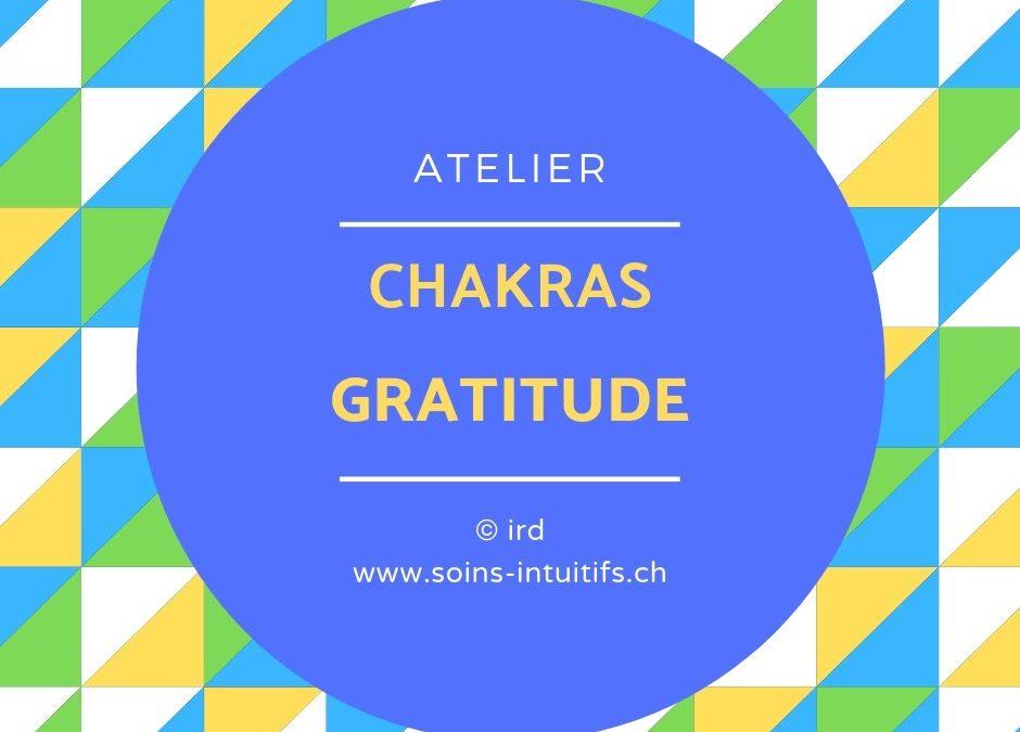 Atelier Chakras – Gratitude
