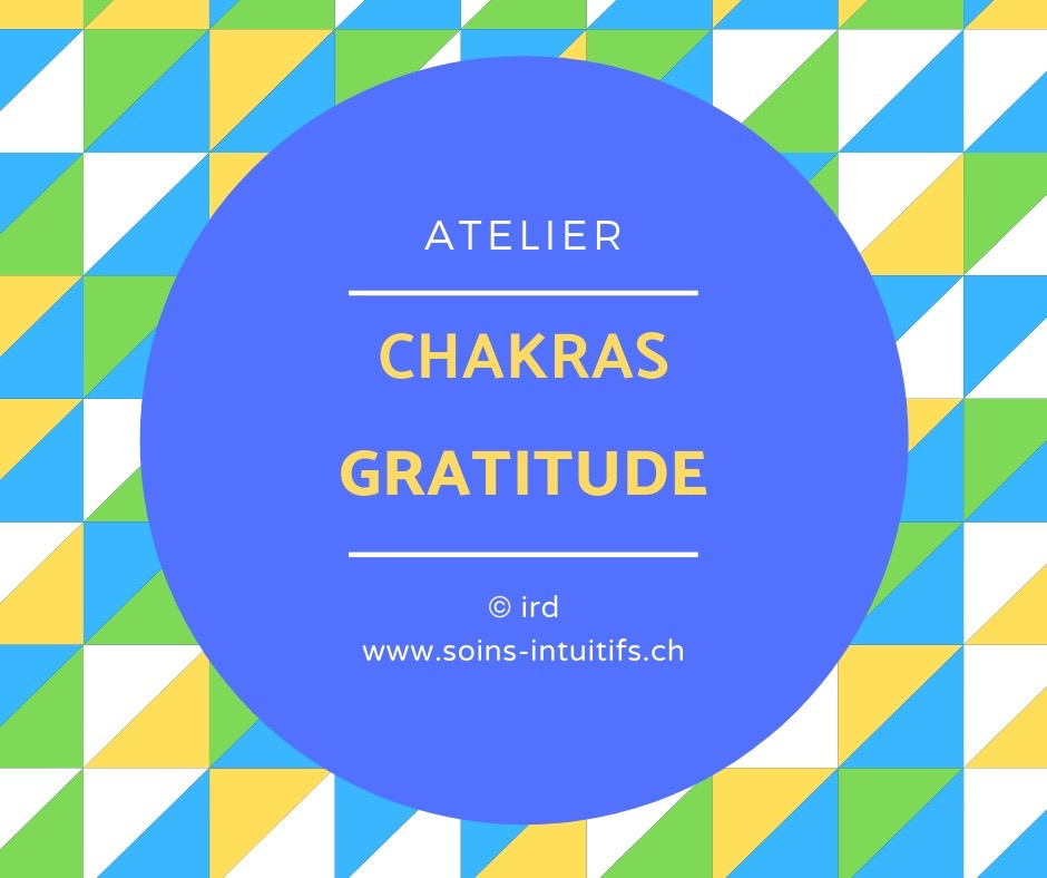 Atelier Chakras - Gratitude