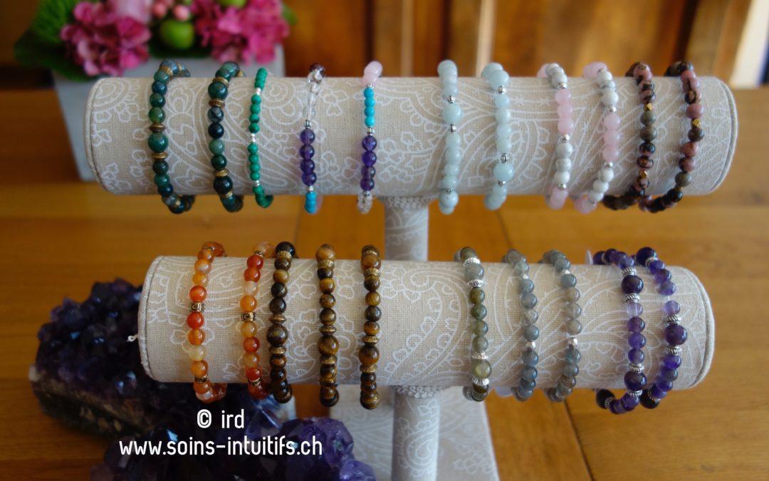 Bracelets thérapeutiques : nouveautés