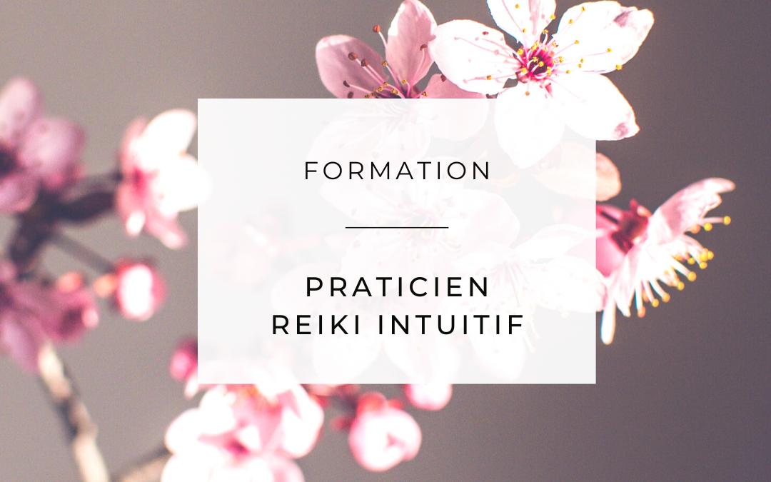 Formation Praticien Reiki Intuitif