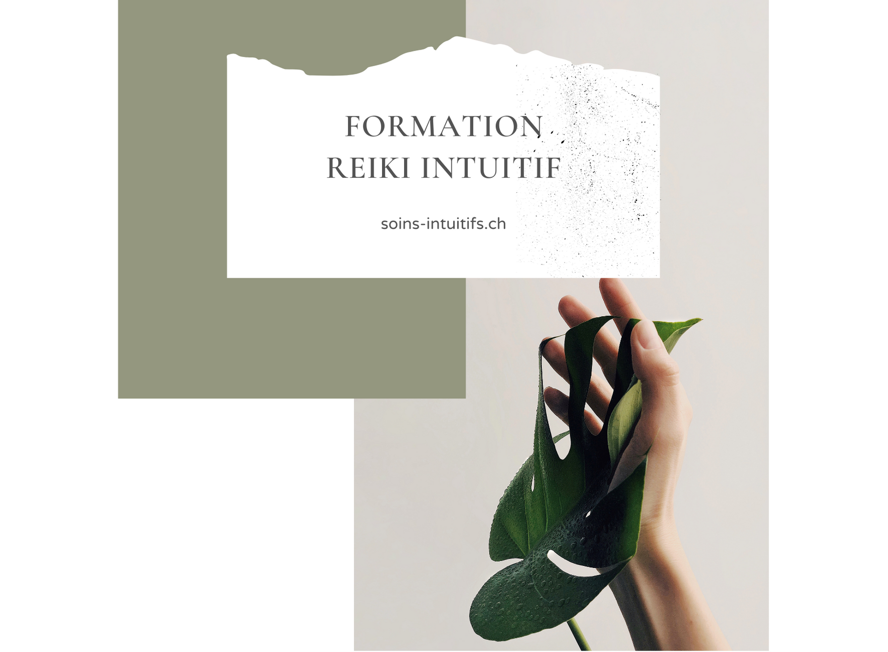 Formation Reiki Intuitif - 1er & 2 octobre 2021