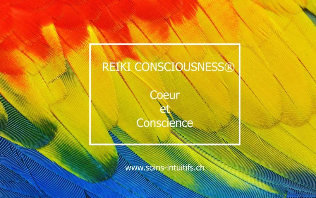 Formation Maître Reiki Consciousness® Praticien – Niveau 2