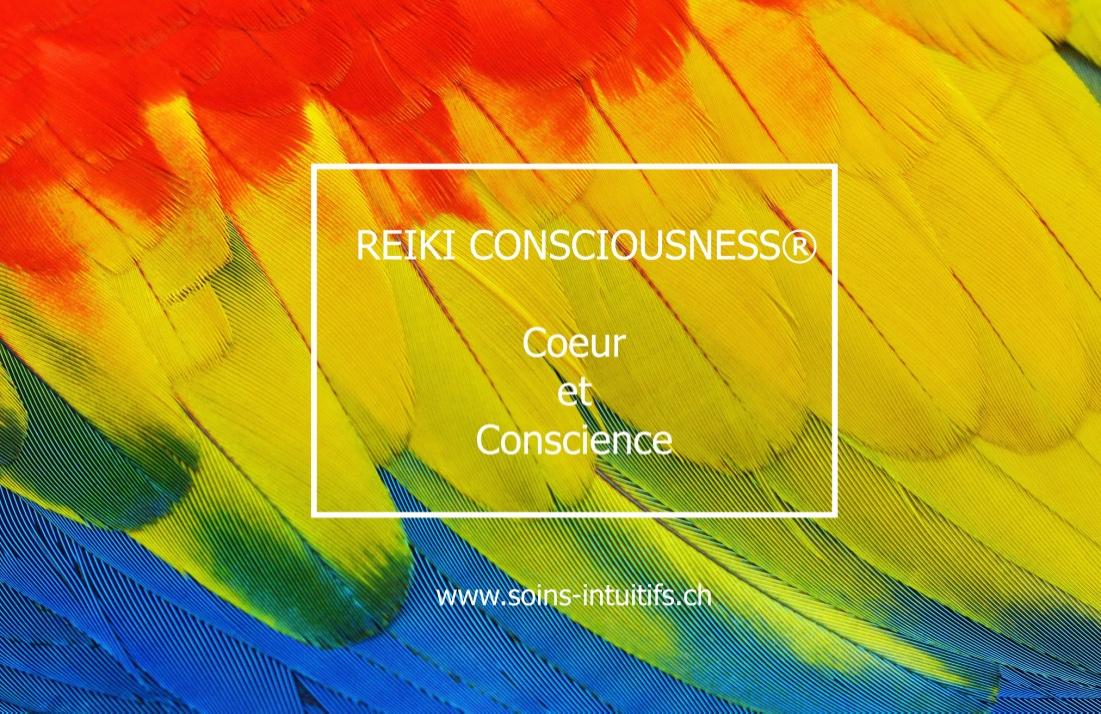 Formation Maître Reiki Consciousness® Praticien - Niveau 2