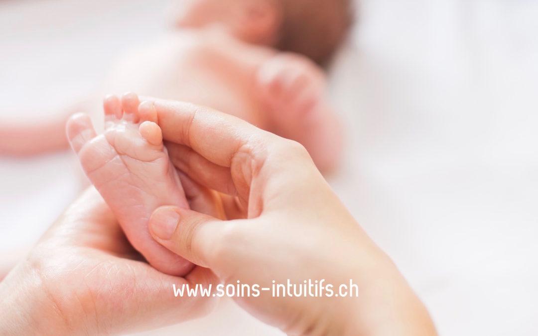 Réflexologie pédiatrique