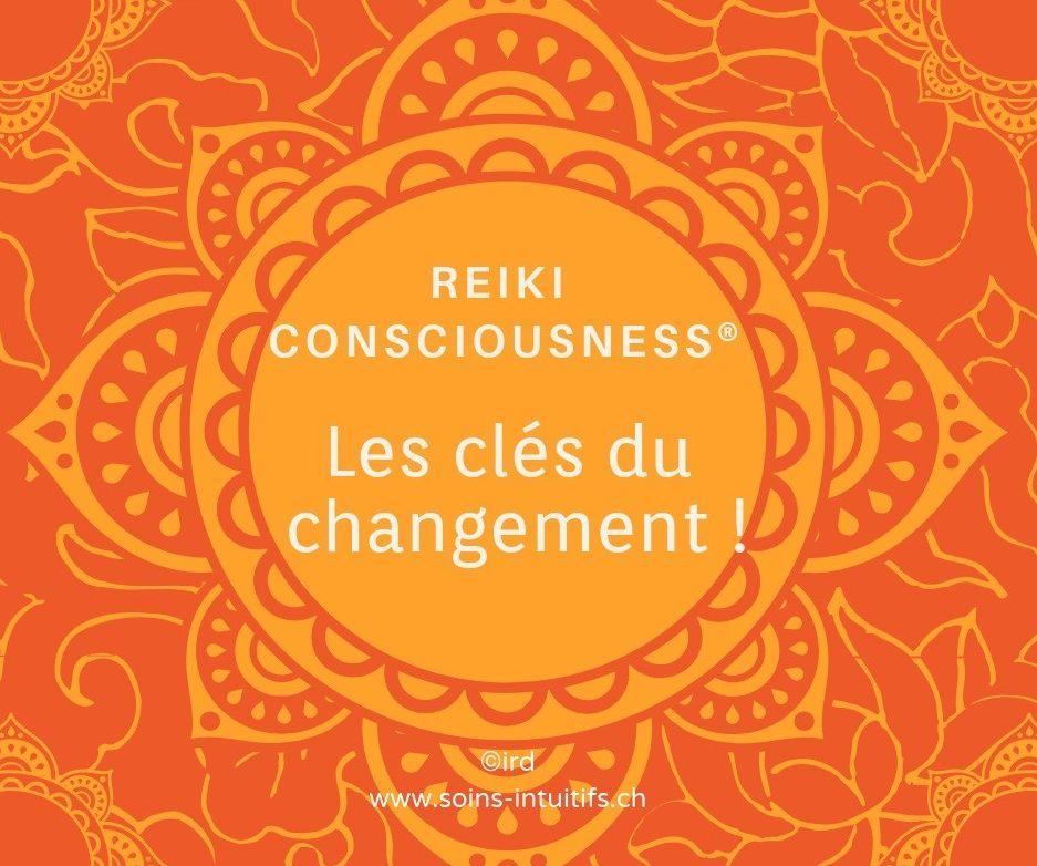 Formation Maître Reiki Consciousness® Praticien : 2ème session 2019